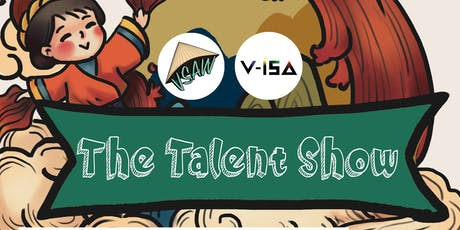 VSAW x V-ISA: The Talent Show tickets