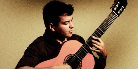 Sundays in the Plaza: Daniel Fríes (Flamenco) tickets