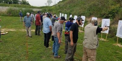 Three-Day Firearms Instructor Development Course, north Georgia