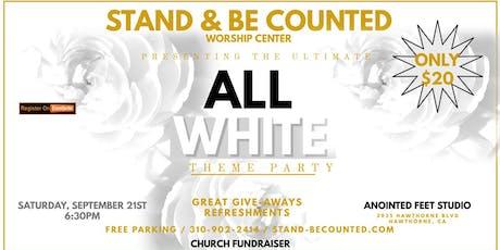 ALL WHITE AFFAIR tickets