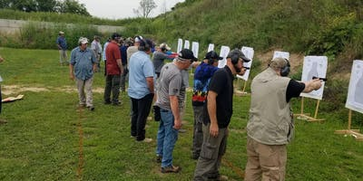 Three-Day Firearms Instructor Development Course, Virginia