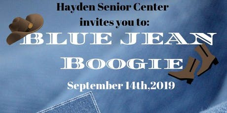 Blue Jean Boogie tickets