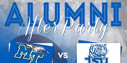 MTNA Celebrates 10 Years of Giving with The MTSU - TSU Game Alumni Afterparty