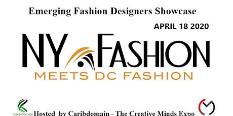 Emerging Fashion Designers Showcase 2020 POSTPONED tickets