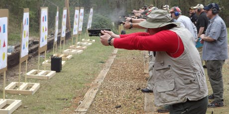 Intensive Pistol Skills, South Carolina tickets