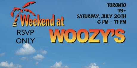 Weekend at Woozy's tickets
