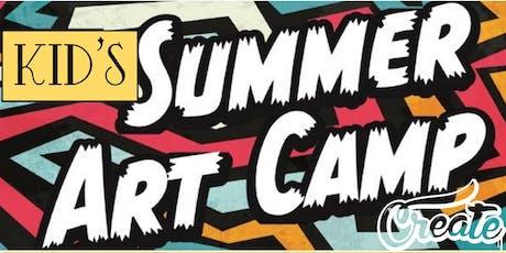 Kid's Summer Arts Workshop Series at Trendy Charm tickets