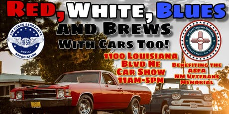 Red, White, Blues and Brews with Cars too! tickets
