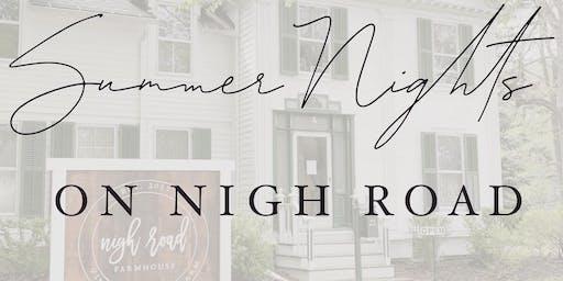 Summer Nights on Nigh Road