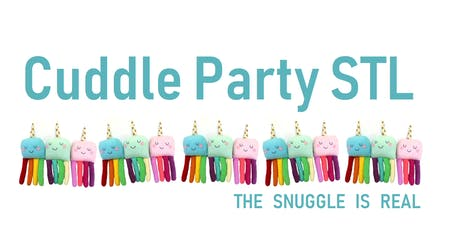 Cuddle Party STL - August Evening Edition! tickets