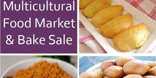 King's Court Church - Multicultural Food Market & Bake Sale