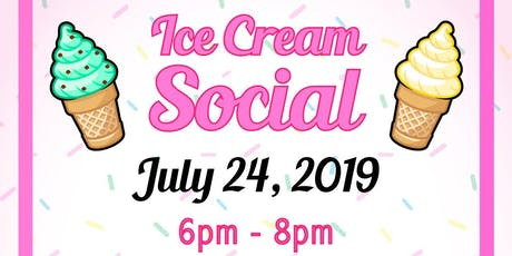 Ice Cream Social @PMTS Sacramento tickets