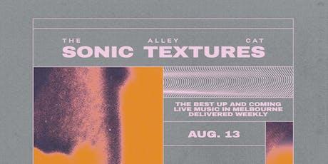 Sanaratio + El Lobo Loco's Electrodub Experiment At Sonic Textures tickets