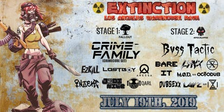 Extinction - ft. Crime Family tickets