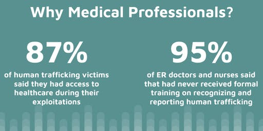 Human Trafficking and Medical Professionals