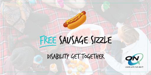 Free Community Sausage Sizzle