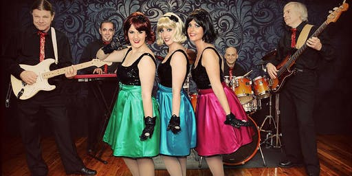 Girl Power from the 60's Presented by The Starliners  with 2 course dinner