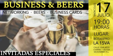 BUSINESS & BEERS boletos