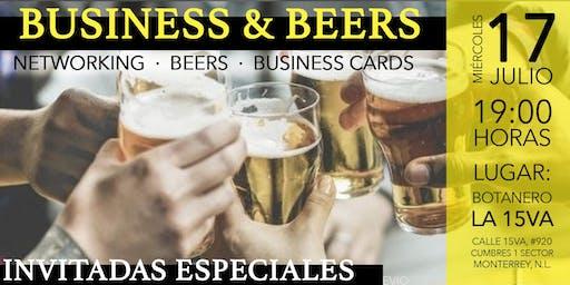 BUSINESS & BEERS