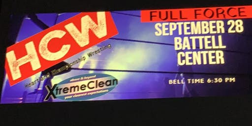 Xtreme Clean Presents HCW Full Force