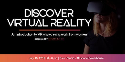 Discover Virtual Reality (Women in VR)