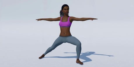 Strike a Yoga Pose! - A Wellness Workshop for Beginners tickets
