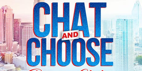 CHAT AND CHOOSE- Black Political Caucus of Charlotte-Mecklenburg  tickets