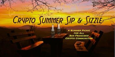 Crypto Summer Sip & Sizzle