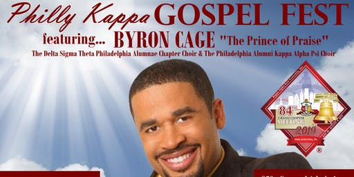 Philly Kappa Gospel Fest ft. Byron Cage