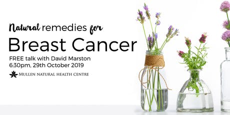 Natural Remedies for Breast Cancer Support tickets