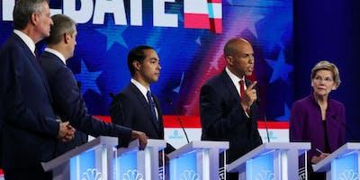 DoTheMostGood DNC Debate Watch Party on July 30th