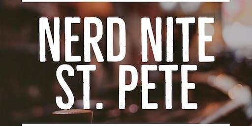 Nerd Nite St. Petersburg