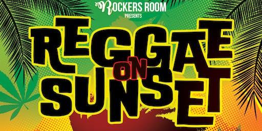 REGGAE ON SUNSET (REGGAE PARTY SERIES)