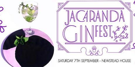 Jacaranda Gin Fest tickets