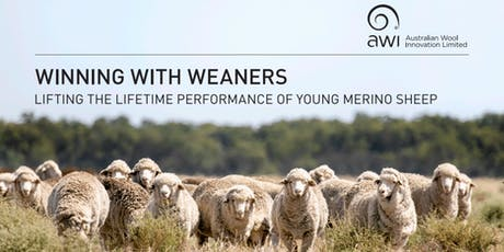 Winning with Weaners - Hamilton tickets