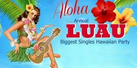♥BAY AREA SINGLES HAWAII DANCE PARTY WITH SPEED DATING♥ tickets