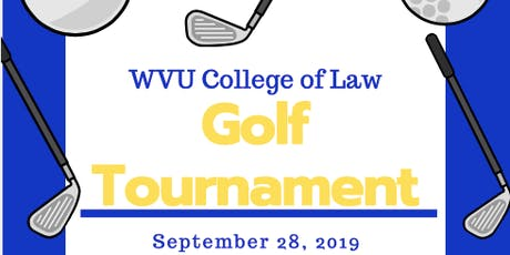 WVU College of Law Golf Tournament tickets