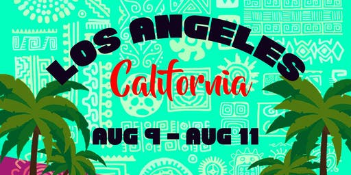 AFRO CARNIVAL FEST LOS ANGELES 2019