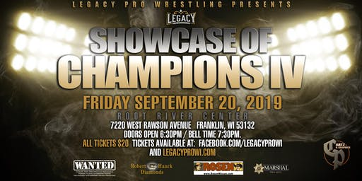 Showcase of Champions IV