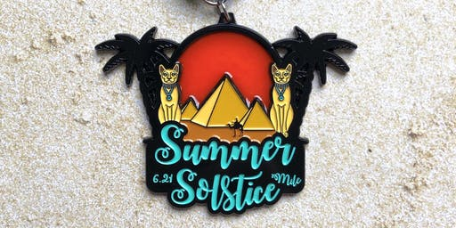 2019 The Summer Solstice 6.21 Mile - New Orleans