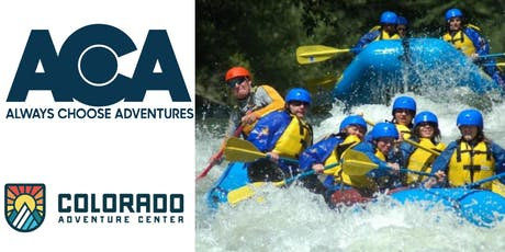 Whitewater Rafting with Always Choose Adventures tickets