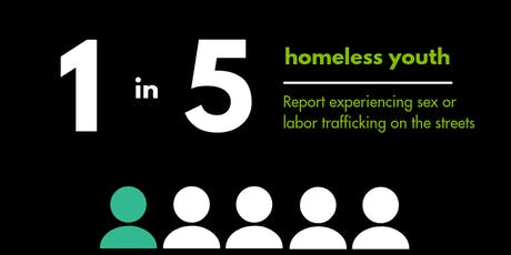 Homelessness and Human Trafficking: Workshop tickets