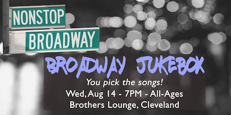 Broadway Jukebox (CLE) tickets