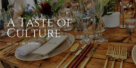 A Taste of Culture Chef Dinner - Cuisine of Arizona tickets