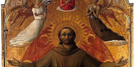 St. Francis of Assisi: Mystic of Spiritual Love for Humanity, Nature & Animals-Dr. J. Rietveld tickets