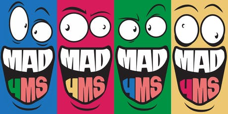 MAD4MS COMEDY NIGHT 2019 tickets