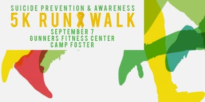 2019 Suicide Prevention and Awareness 5K Run/Walk