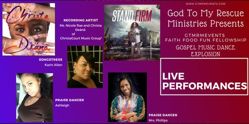 Gospel Music Dance Explosion