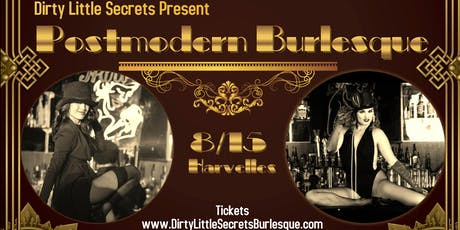 Postmodern Burlesque, a tribute to Postmodern Jukebox  tickets