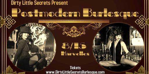 Postmodern Burlesque, a tribute to Postmodern Jukebox